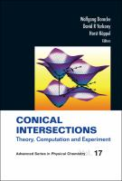 Cover image for Conical intersections : theory, computation and experiment