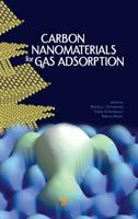 Cover image for Carbon nanomaterials for gas adsorption