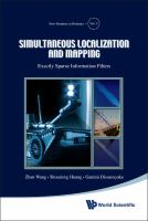 Cover image for Simultaneous localization and mapping : exactly sparse information filters