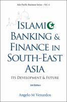 Cover image for Islamic banking and finance in South-East Asia : its development and future