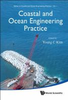 Cover image for Coastal and ocean engineering practice