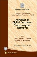 Cover image for Advances in digital document processing and retrieval
