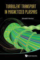 Cover image for Turbulent transport in magnetized plasmas