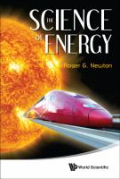Cover image for The science of energy