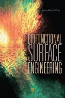 Cover image for Biofunctional surface engineering