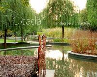 Cover image for Cicada : landscape architecture