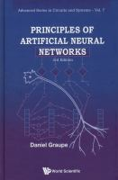 Cover image for Principles of artificial neural networks