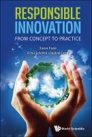 Cover image for The responsible innovation : from concept to practice