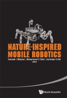 Cover image for Nature-inspired mobile robotics : proceedings of the 16th International Conference on Climbing and Walking Robots and the Support Technologies for Mobile Machines
