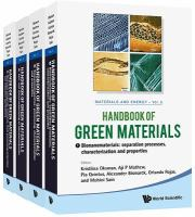 Cover image for Handbook of green materials