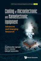 Cover image for Cooling of microelectronic and nanoelectronic equipment : advances and emerging research