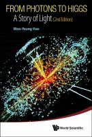 Cover image for From photons to Higgs : a story of light
