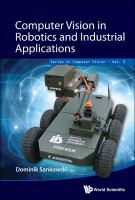 Cover image for Computer vision in robotics and industrial applications