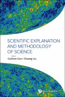 Cover image for Scientific explanation and methodology of science : selected papers from the International Conference on SEMS 2012 Shanxi University, Taiyuan, China, 17-19 September 2012