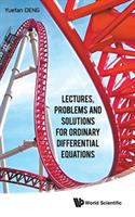 Cover image for Lectures, problems and solutions for ordinary differential equations