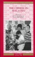 Cover image for The Chinese in Malaysia