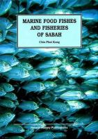 Cover image for Marine food fishes and fisheries of Sabah
