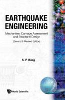 Cover image for Earthquake engineering : mechanism, damage assessment and structural design