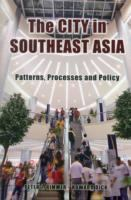 Cover image for The city in southeast asia: paterns, processes and policy