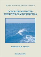 Cover image for Ocean surface waves : their physics and prediction
