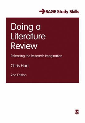 Cover of Doing a Literature Review: Releasing the Research Imagination