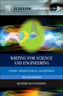 Cover image of Writing for Science and Engineering