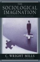 Cover of The Sociological Imagination