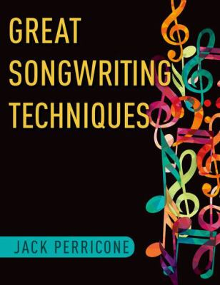 Cover of Great Songwriting Techniques