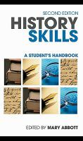 Cover of History Skills a Student's Handbook