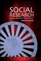 Cover of Social Research : issues, methods and process