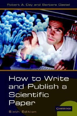 Cover image of How to Write and Publish a Scientific Paper