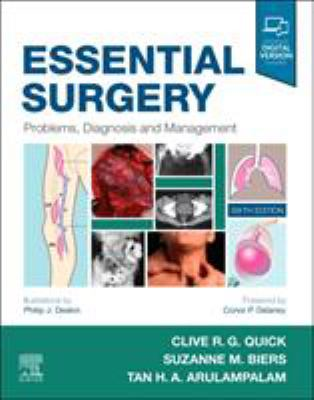 Essential surgery : problems, diagnosis and management.