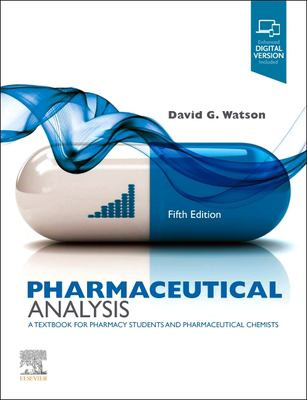Pharmaceutical analysis : a textbook for pharmacy students and pharmaceutical chemists