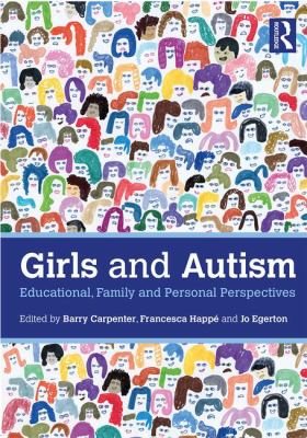 Cover art for Girls and Autism