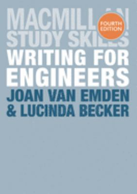 Cover of Writing for Engineers
