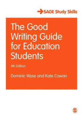 Cover art for Good Writing Guide For Education Students