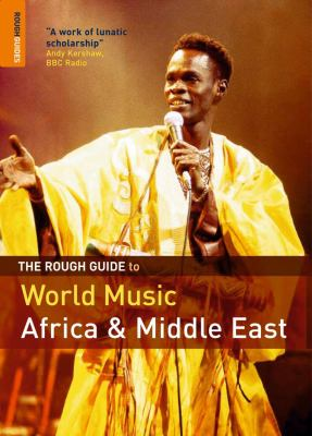 Cover of the Rough Guide to World Muic