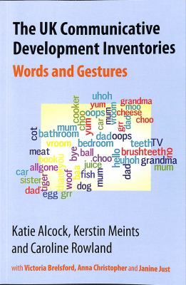 The UK communicative development inventories : words and gestures