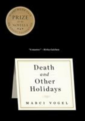 Cover image for Death and other holidays