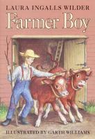 Cover image for Farmer boy