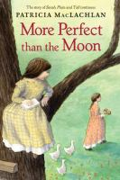 Cover image for More perfect than the moon