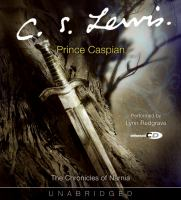 Cover image for Prince Caspian