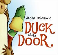 Cover image for Duck at the door