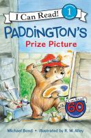 Cover image for Paddington's prize picture