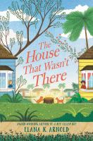 Cover image for The house that wasn't there