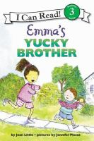 Cover image for Emma's yucky brother