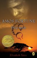Cover image for Amos Fortune, free man