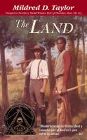 Cover image for The land