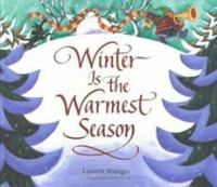 Cover image for Winter is the warmest season