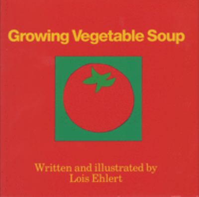 Cover image for Growing vegetable soup